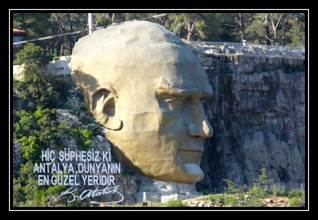 La Turquie du Sud (1 sur 3) Ataturk