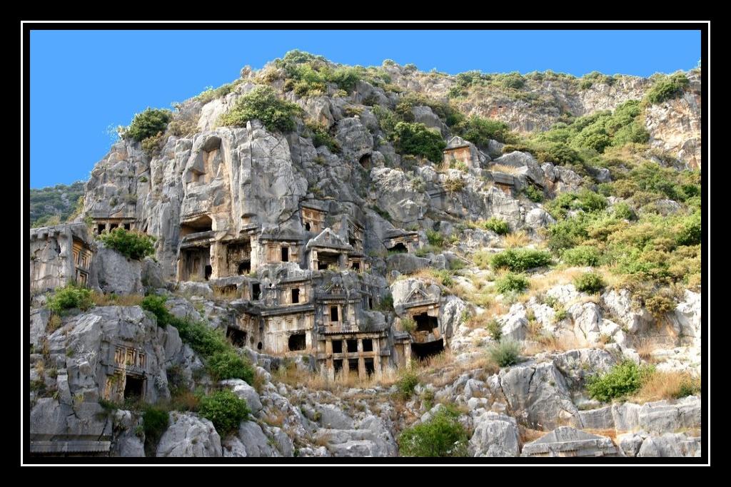 La Turquie du Sud (1 sur 3) Myra