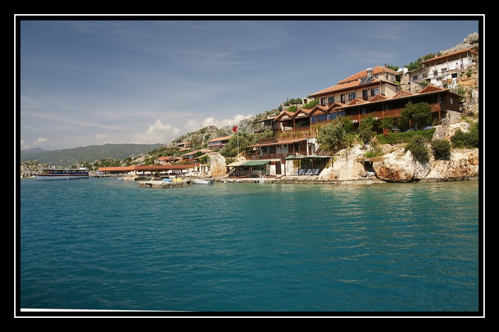 La Turquie du Sud (1 sur 3) Simena